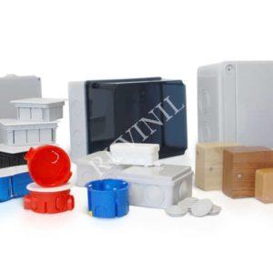 Коробки для кирпичных и бетонных стен